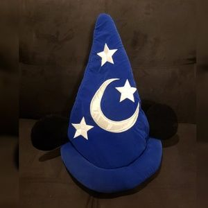 Disney World Mickey Mouse Magic Wizard Hat